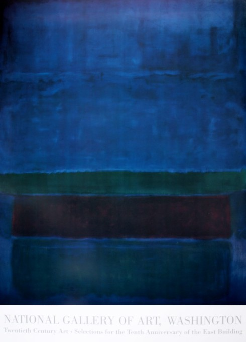rothko-bluegreenandbrown1951