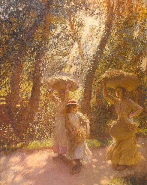 Sir George Clausen Tutt'Art@