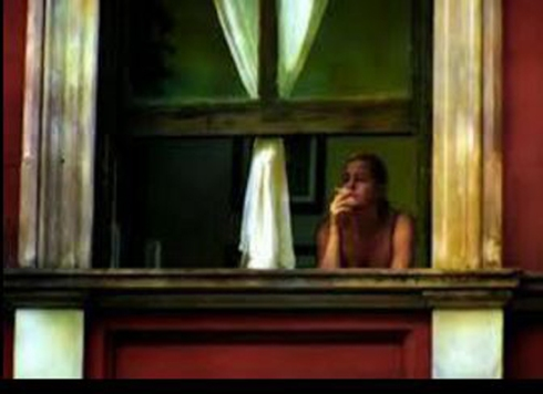 hopper finestra